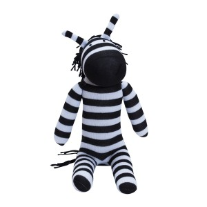 Adorable Zebra Style Baby Items | Baby Blankets & Stuffed Toys