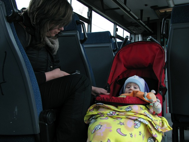 Traveling in a stroller should be safe and comfortable for baby.