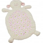 Celebrate the year of the sheep with this irresistible lamb blanket!