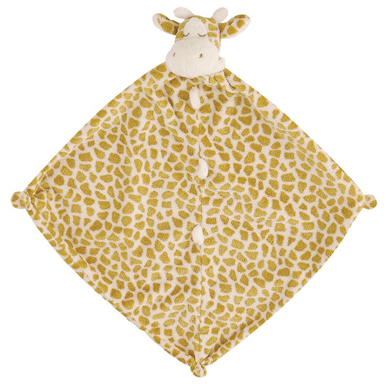 Baby Giraffe Lovey Angel Dear Animal Blankie