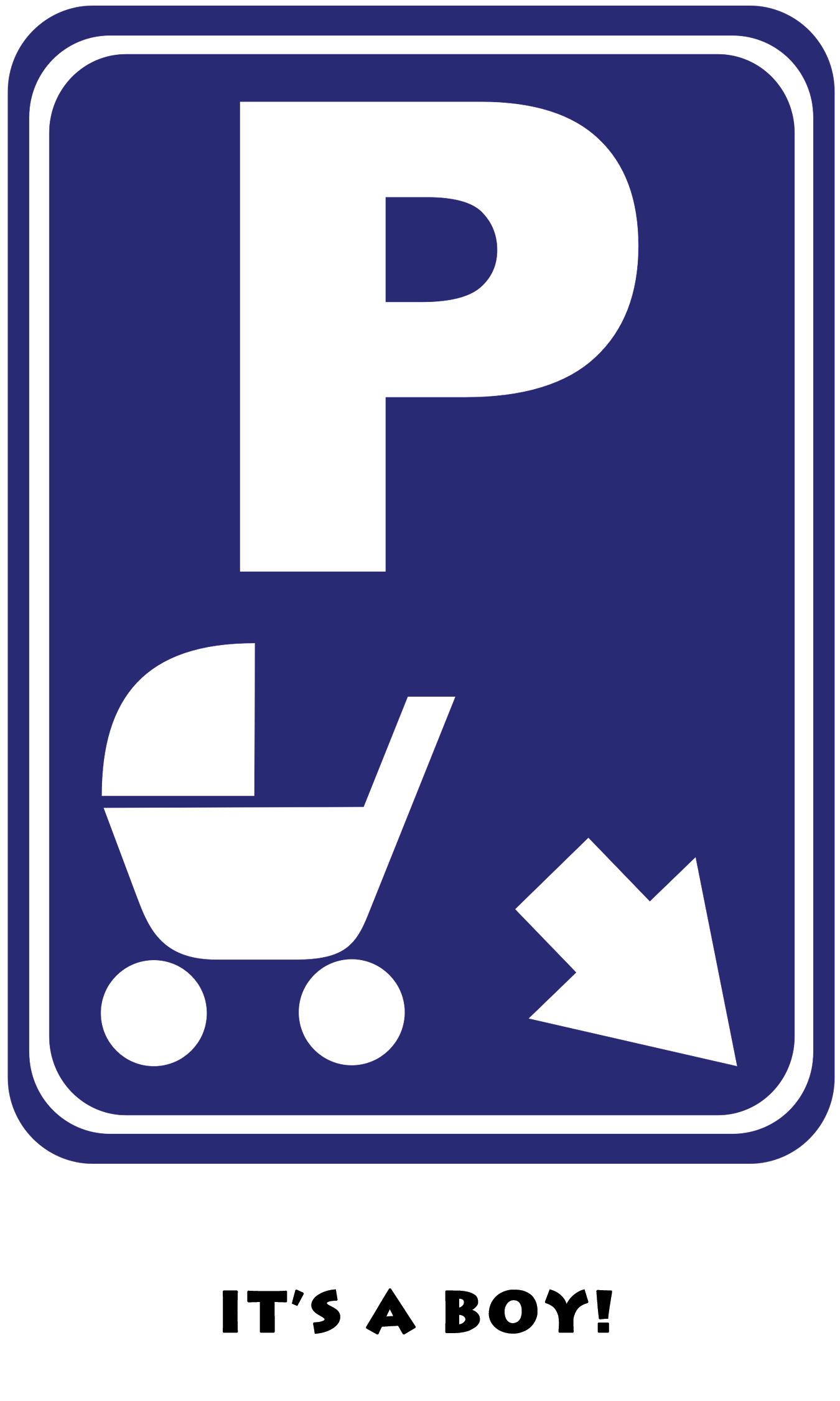 Carriage parking baby boy card biocorpaavc Images