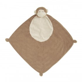 Monkey Lovey - Angel Dear Animal Blankie