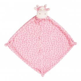 Pink Giraffe Lovey - Angel Dear Animal Blankie