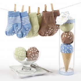 Sweet Feet Sock Gift Set - Boy - Baby Aspen