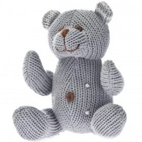 Beba Bean Animal Rattle - Bear