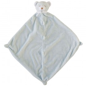 Blue Bear Lovey - Angel Dear Animal Blankie