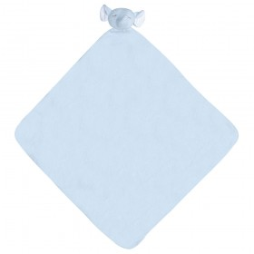 Blue Elephant Nap Mat - Angel Dear Security Blanket