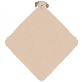 Tan Puppy Nap Mat - Angel Dear Security Blanket