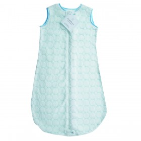 zzZipMe Sack Pastel Blue - 3-6 Months - SwaddleDesigns