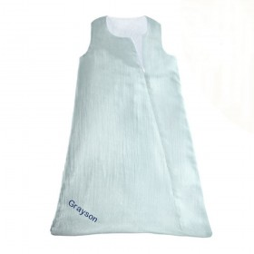 Nook Organic Napsack - Glass (Light Blue)