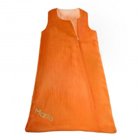 Nook Organic Napsack - Poppie Orange