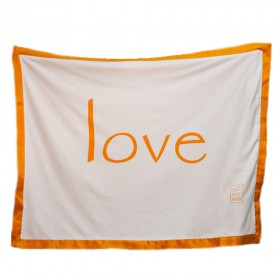 Love Blanket - Orange, Shi Shu Baby