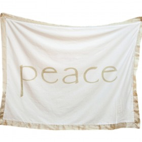 Peace Blanket - Beige