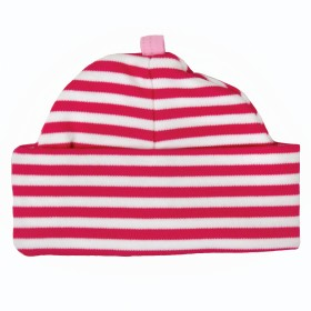 Striped Hat - Red